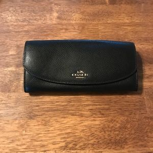 5707a7ce600a ... Coach wallet ...